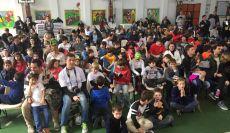 Torneio de Xadrez une gera��es e valoriza esp�rito Ol�mpico