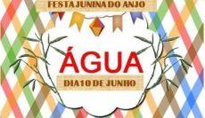 Dia 10 de junho - Festa Junina do Anjo: horários das danças