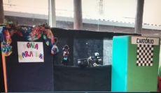 Alunos do 6º Ano apresentam peça na Escola Umbrella