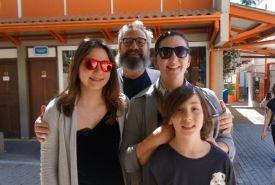 A família do Pedro
