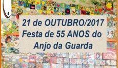 Festa de 55 Anos do Anjo da Guarda terá muitas recordações e abraços