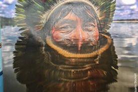 O Índio, do fotógrafo Ricardo Stuckert