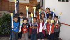 Educação Infantil em clima de Olimpíadas