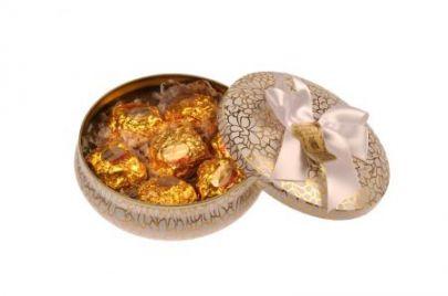 Lata Redonda Dallas Perola c/ truffel
