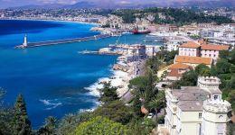 Viagens para It�lia, Costa Azul e Espanha