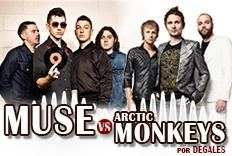 Festa Versus: Muse x Arctic Monkeys