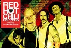 Festa Tributo ao Red Hot Chili Pappers