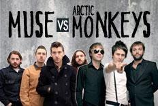 Festa Versus - Muse x Arctic Monkeys