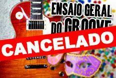 Ensaio Geral do Groove com a banda Herbert & Richard