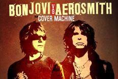 Festa Versus Bon Jovi x Aerosmith por Cover Machine