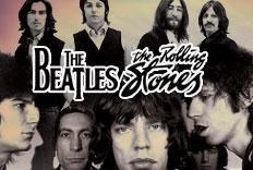 The Beatles x The Rolling Stones. Confira as atra��es...