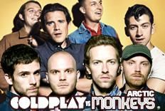 Coldplay x Arctic Monkeys