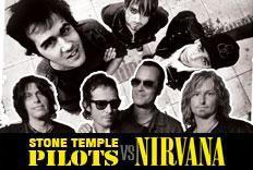 Festa Versus - Stone Temple Pilots x Nirvana