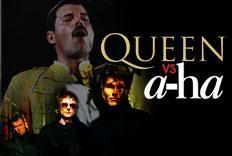 Festa Versus - Queen x A-Ha
