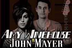 Festa Versus - Amy Winehouse x John Mayer
