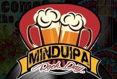 MINDUIPA ROCK DAY GROOVE - Lan�amento de Chopp Artesanal