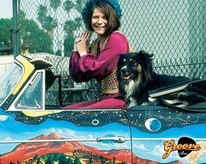 A hist�ria por tr�s do Porsche de Janis Joplin.