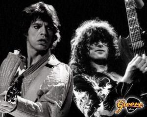 Rolling Stones x Led Zeppelin