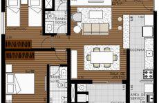 Apartamento 2 dormitórios (final 3)