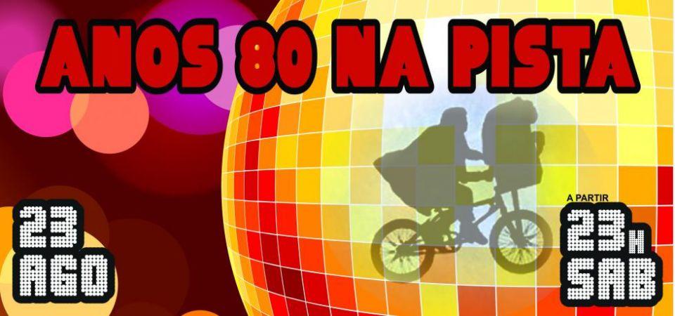ANOS 80 NA PISTA