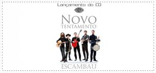 LAN�AMENTO DO CD NOVO TESTAMENTO DA BANDA ESCAMBAU