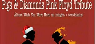 PIGS & DIAMOND PINK FLOYD TRIBUTE
