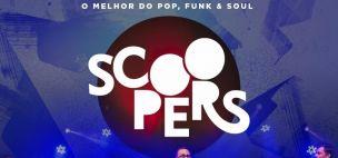 BANDA SCOOPERS - MÚSICA PARA DANÇAR - O MELHOR DO POP ROCK NACIONAL E INTERNACIONAL