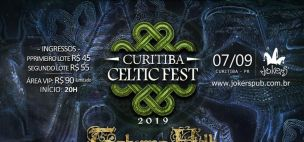 CURITIBA CELTIC FEST - TABERNA FOLK - GAITEIROS DE LUME - MANDALA FOLK - JORNADA ANCESTRAL