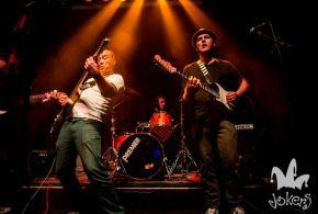FÁBRICA DE ANIMAIS + GRUVOX + THE HAMLETS - 29.05.2015