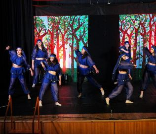 [PORT�O] 27/9 - ENCONTRO DAS ARTES 2016 - UNIDADE PORT�O