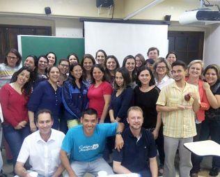 [CEP] 7/11 - PROFESSORES PARTICIPAM DE SEMINÁRIO PEDAGÓGICO NO CEP MARTINUS