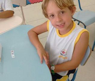 [CENTRO] Infantil 5 Estuda o Alfabeto