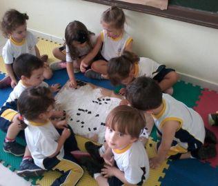 [CENTRO] Infantil 3 Conhece A Zebrinha Preocupada