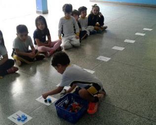 [PORTÃO] Infantil 5B, números e quantidades