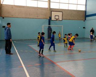[CENTRO E PORTÃO] Integração Futsal