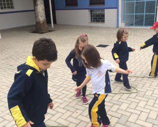 [Centro] Movimento no Infantil 4