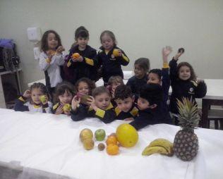 [Portão] Atividade Infantil 4 - Alimentação Saudável