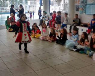 """[Centro] Semana da Criança: """"Dia do Artista"""""""