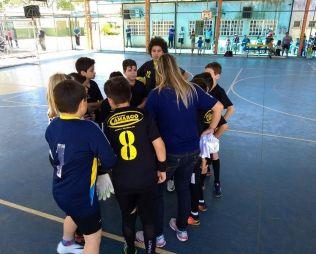 [Bom Pastor] Quadrangular de Futsal 4°e 5° ano