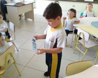 [Centro] Amigo Secreto no Infantil 3