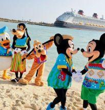 Cruzeiro Disney <br/> Viva a Magia em Alto Mar