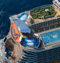 Oasis Of the Seas <br/> Allure Of The Seas <br/> Promo��es Cruzeiros Royal Caribbean