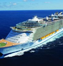 OASIS OF THE SEAS <br>  PROMO��O CRUZEIROS ROYAL CARIBBEAN <br>  2014 / 2015