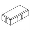 Peça de Concreto Modelo Holland 06 cm