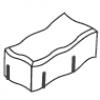 Peça de Concreto Modelo Stockholm 10 cm