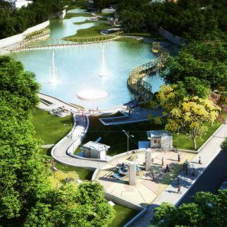 Revitalização Parque das Águas