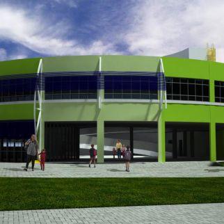 Escola em Piraquara