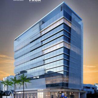 Edifício Comercial - Batel