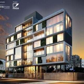 Edifício Residencial - Batel