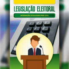 Legislação Eleitoral 20016